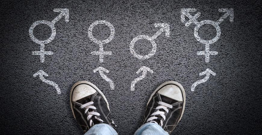 Mirroring and the True Gender Self: Sep 28, 2019